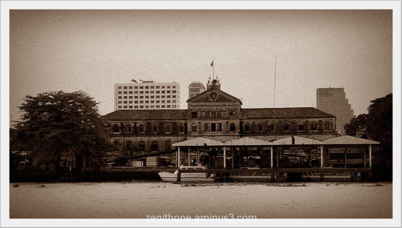 Bangkok by the river