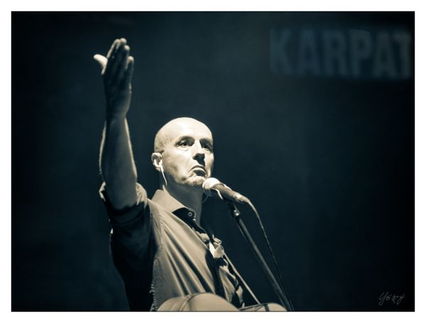 Live performance of Karpatt