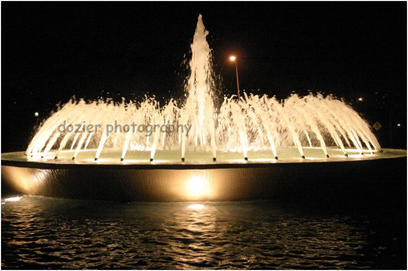 Fountain Brightness
