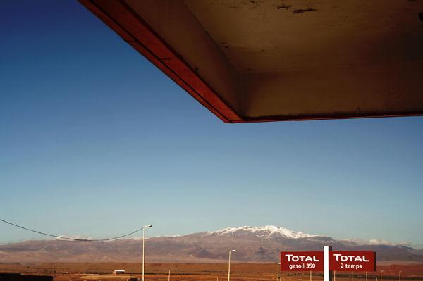 on the way to ouarzazate