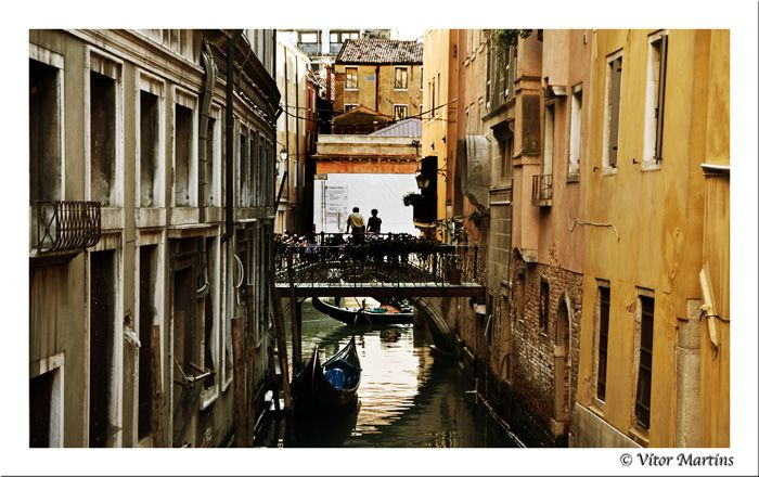 Venice is Romantic