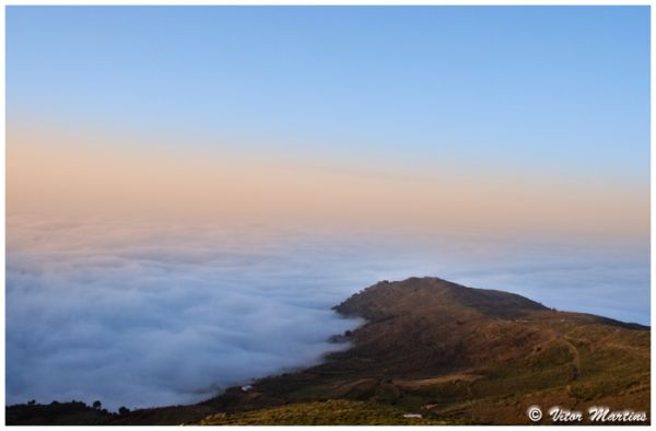 Sea of Clouds - Northeast of Portugal