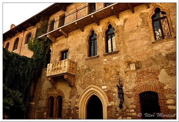 Romeo and Juliet (The Balcony in Verona)