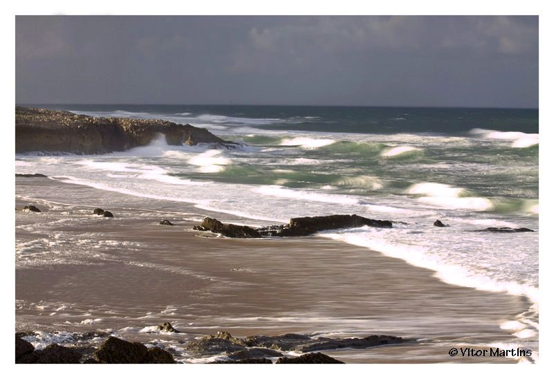 """Guincho"" Waves"