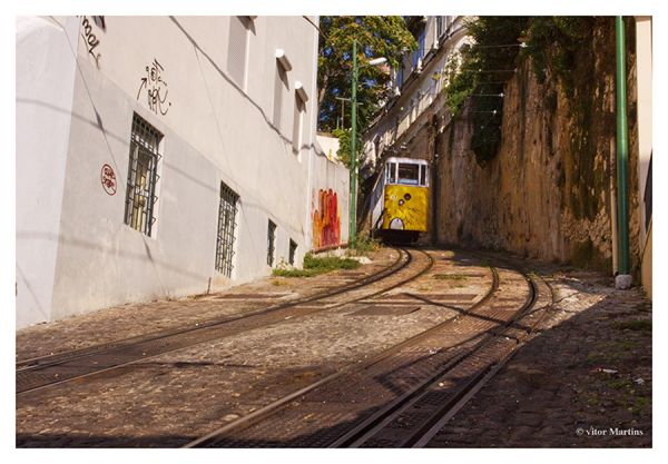 """Lavra"" Lift (in Lisbon)"