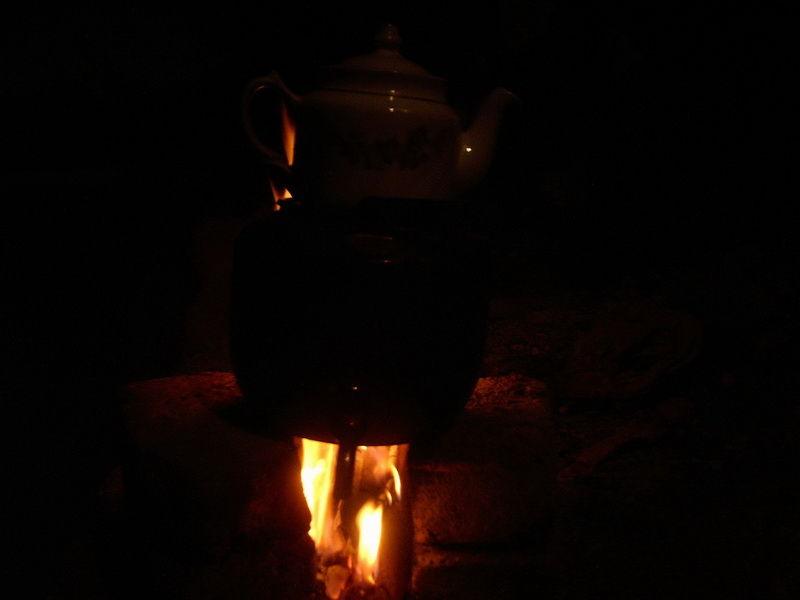 fiery tea
