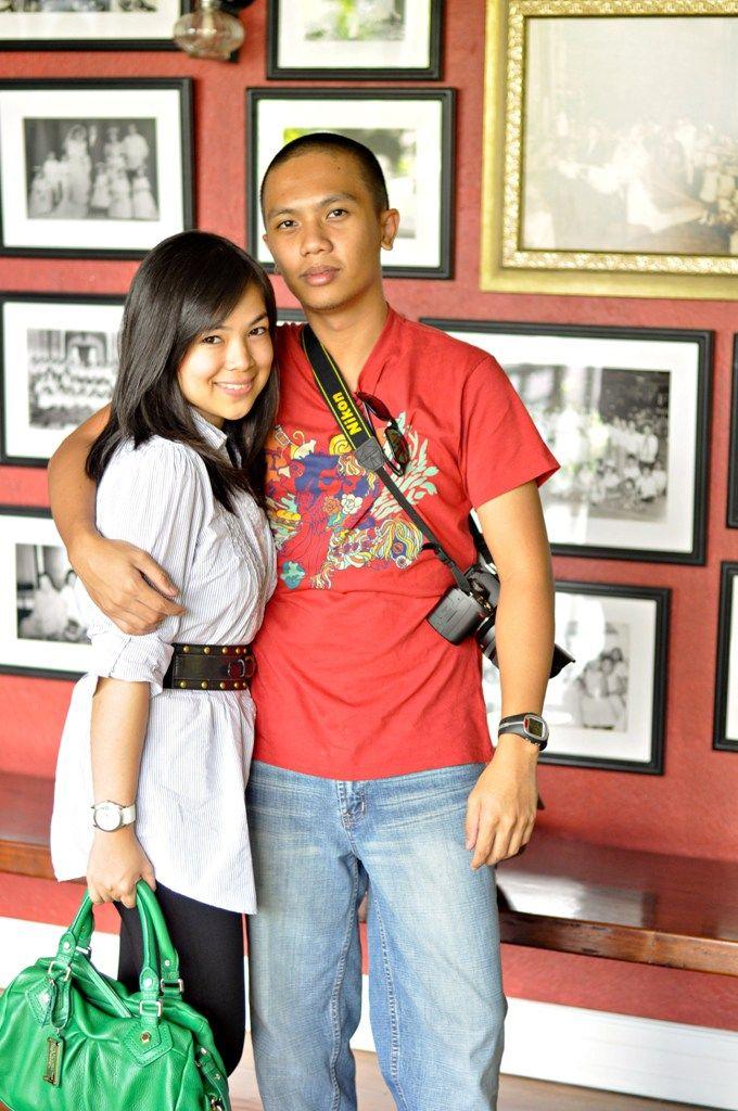 w/ my Girlfriend