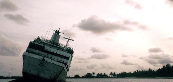 The err.. Sea Queen