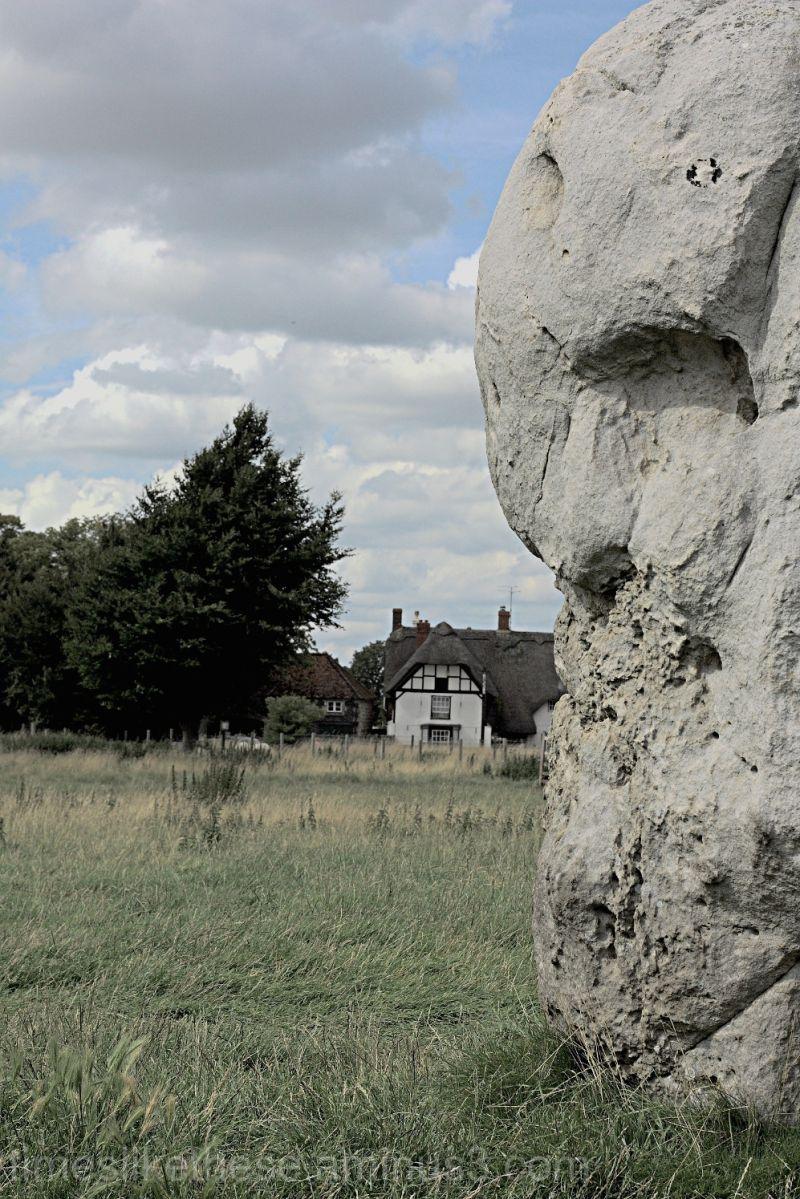 Stone circle, Avebury