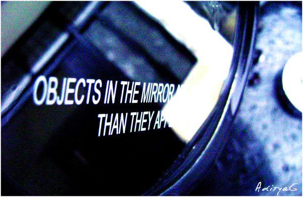 Rearview Mirror.