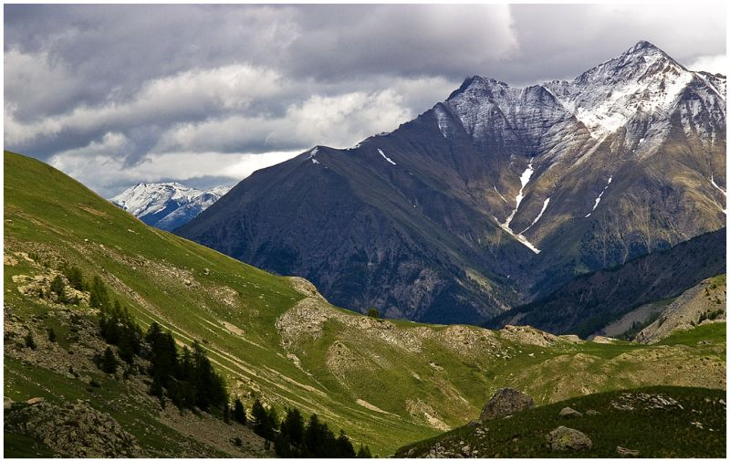 Landscape, Photoblog, Alps, Italy, France