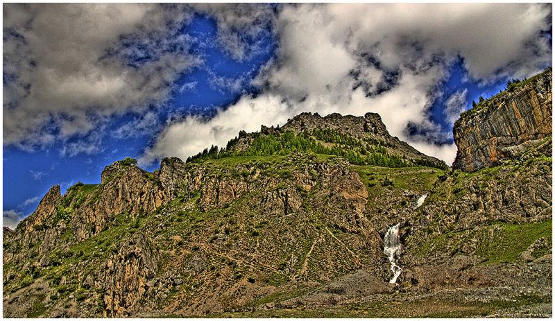 Landscape,earthscape, HDR