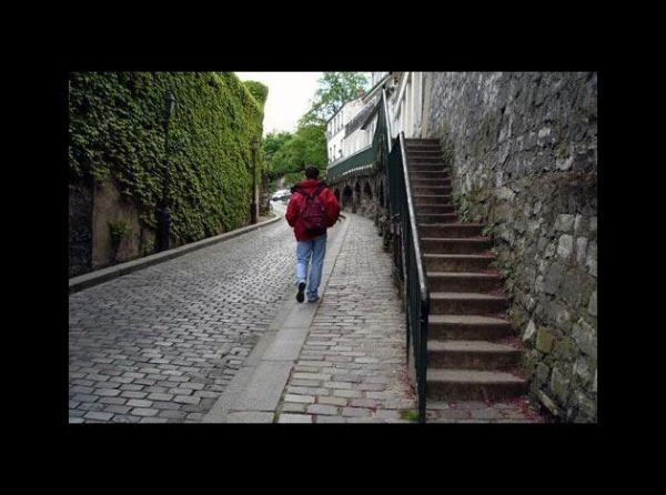 des images de Montmartre