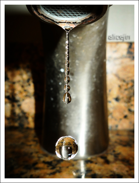 Drip, Drop!