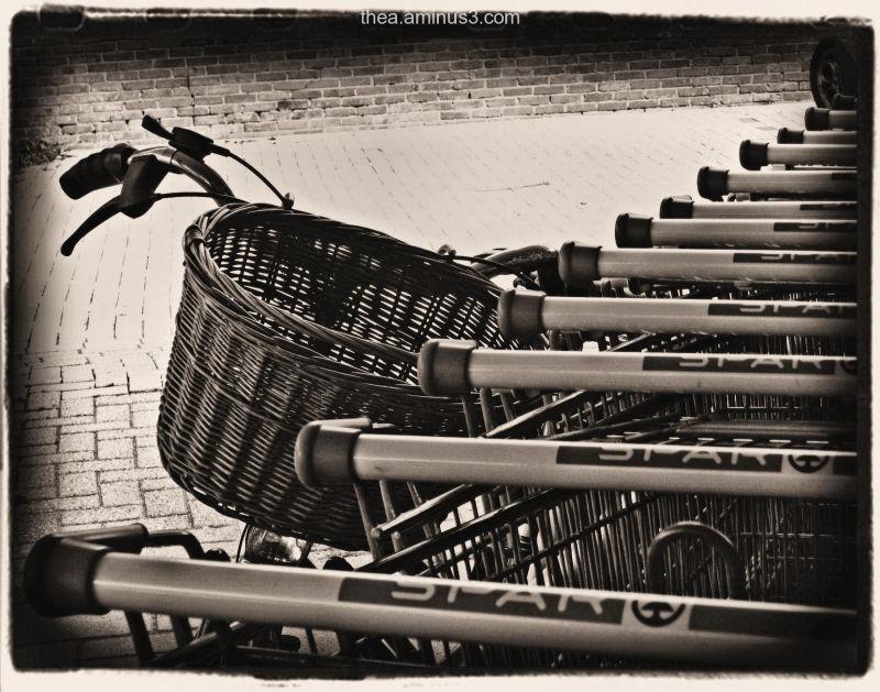 bike shoppingcars