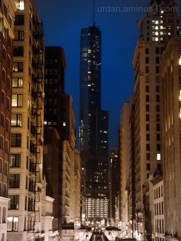 Trump Tower in Chicago, IL