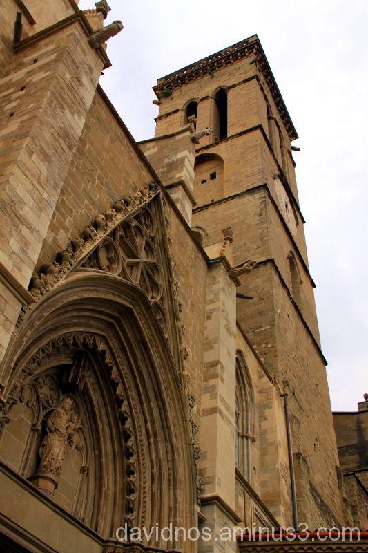 """Col·legiata Basílica de Santa Maria, """"La Seu"""""""