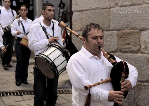 Galician bagpipe
