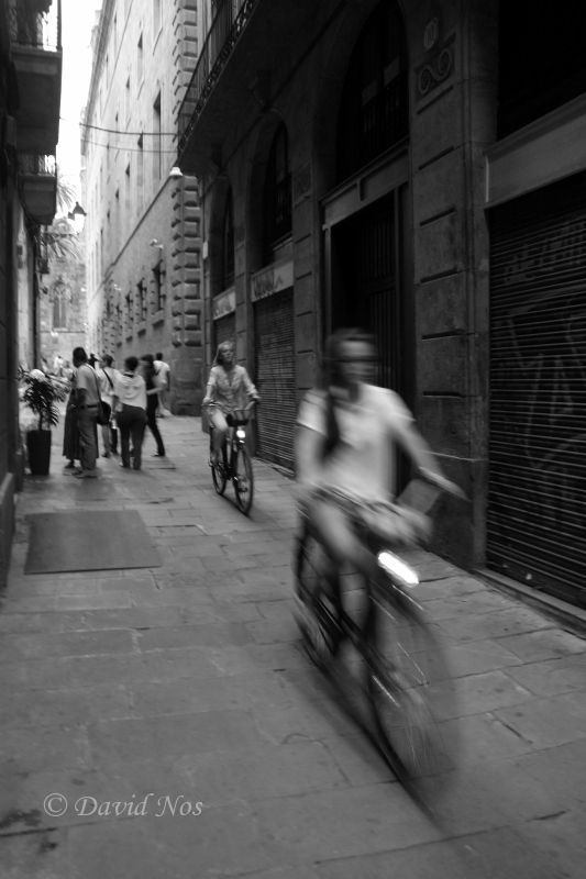 Cycling the city