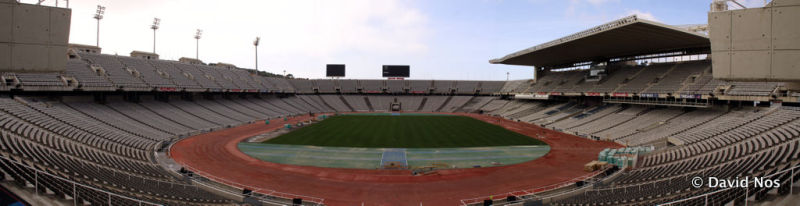 Lluis Companys' Olympic Stadium
