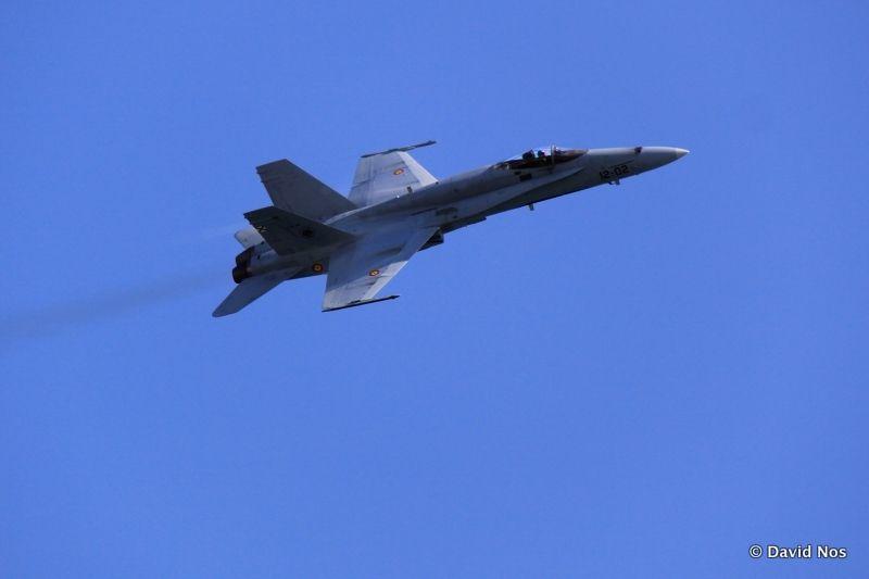 McDonell-Douglas F-18 Hornet