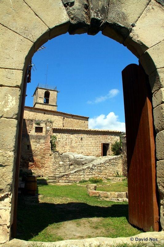 Monastery of Santa Maria de Lluçà