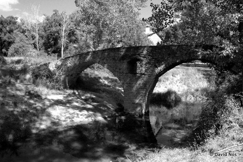 Romanesque bridge of Sant Martí d'Albars