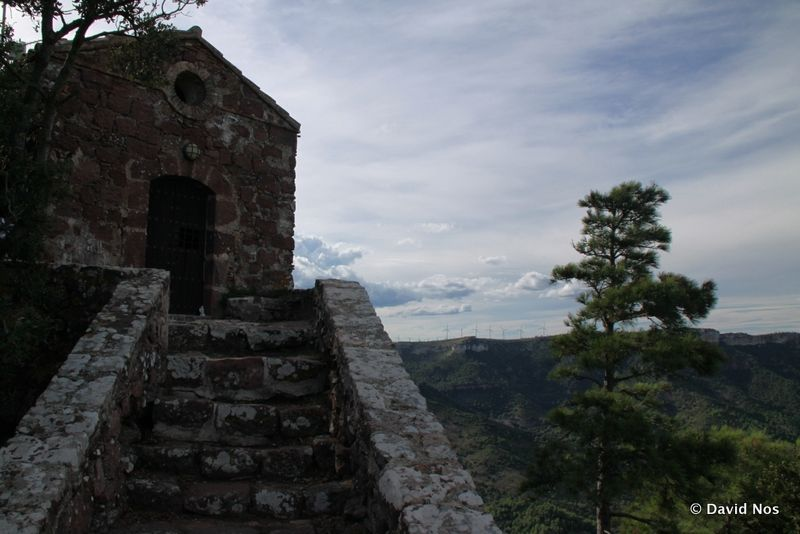 Sanctuary of Santa Bàrbara (Castle of Escornalbou)