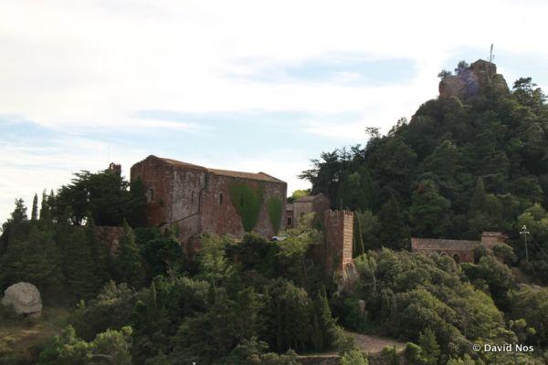 Castle and Monastery of Sant Miquel d'Escornalbou