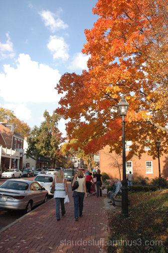 St.Charles, MO. Historic Main