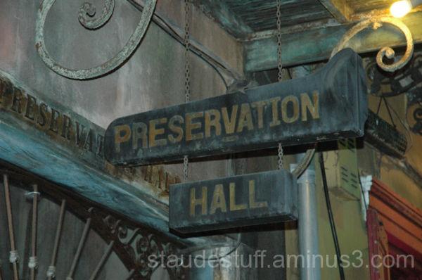 NOLA Preservation Hall