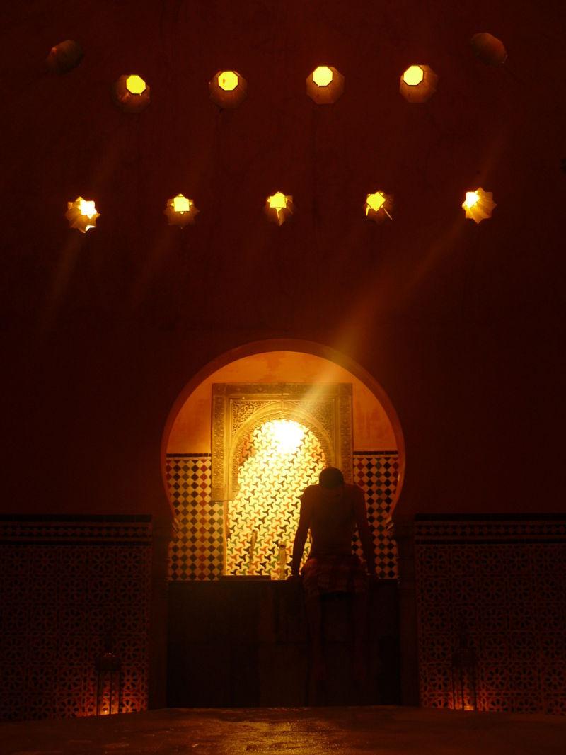 luz de hammam