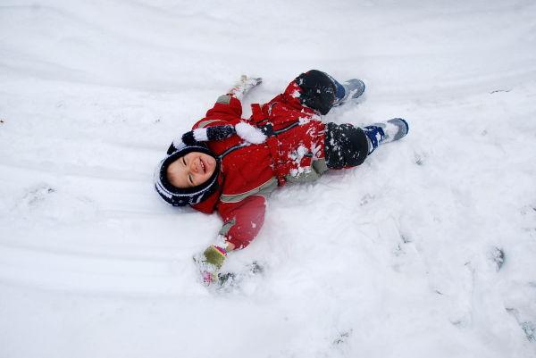 Schneebengel