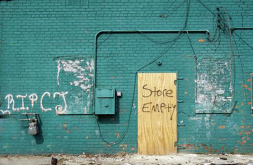 Store Empty
