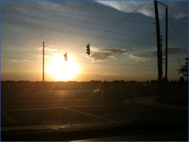 109F Summer in Arizona