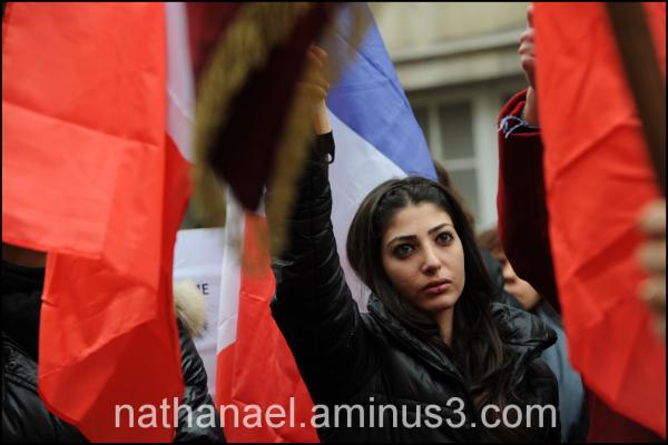 Arménienne story...