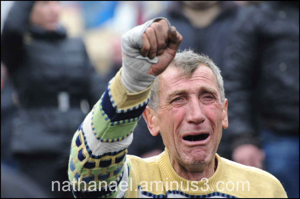 Cry freedom in Kiev...
