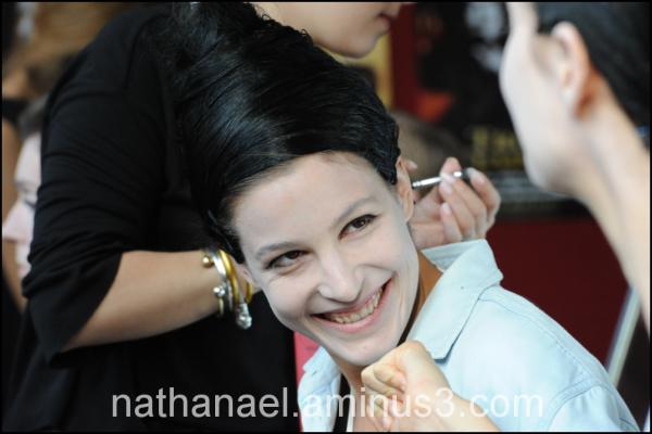 Make up funny...