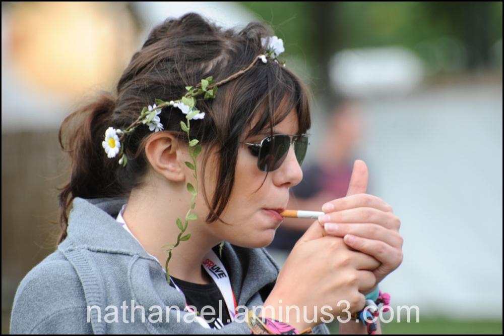Smoke to much...