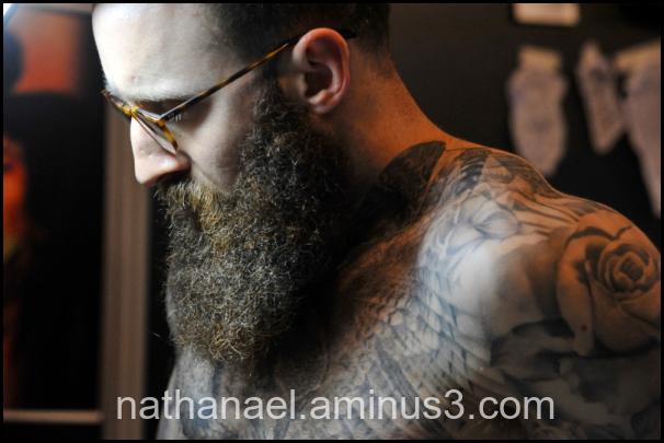 New beard...