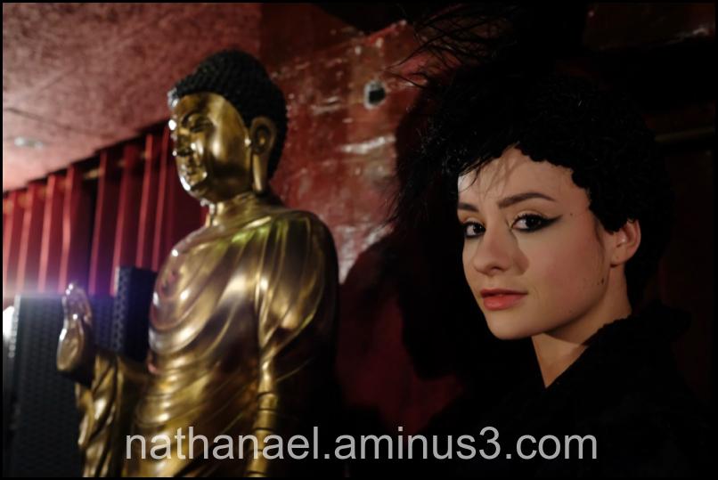 Bouddha...