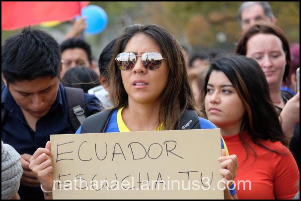 Ecuador...