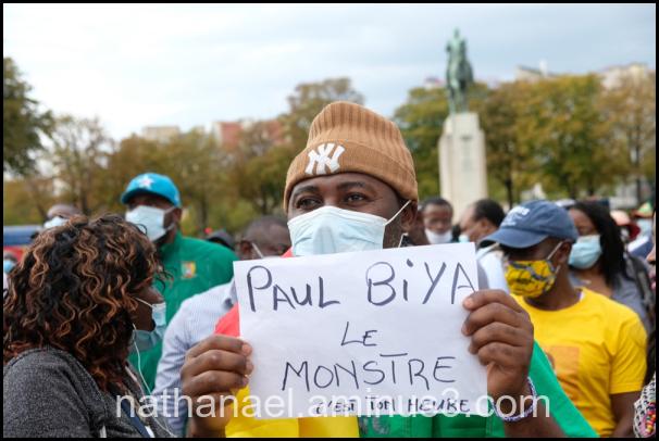 Cameroun...