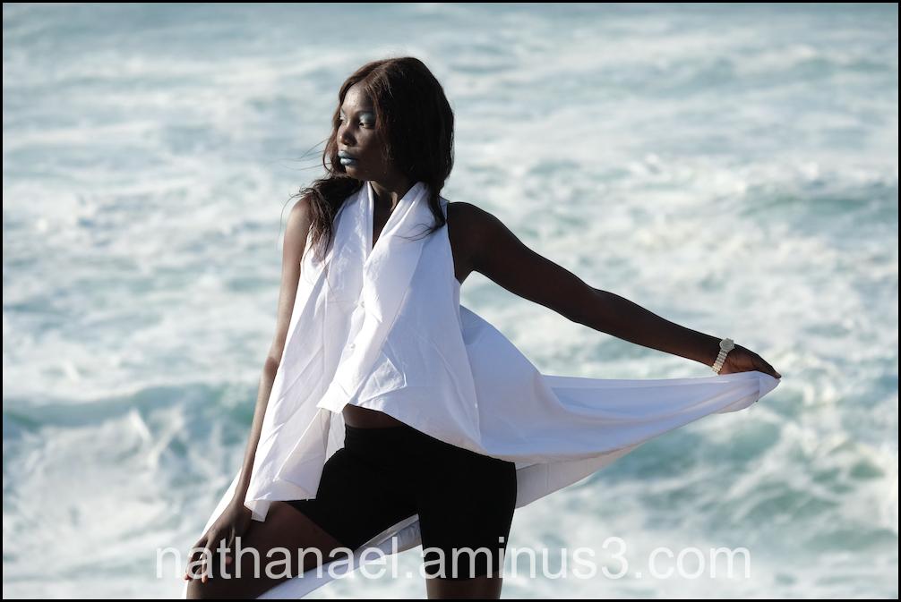Over the sea...