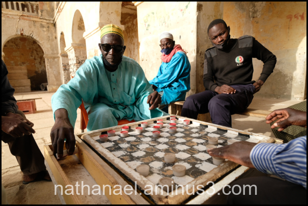 Chess and man...
