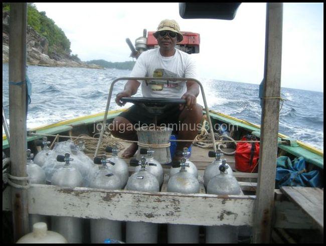 Dive Ko Lipe Thailand by J Gadea