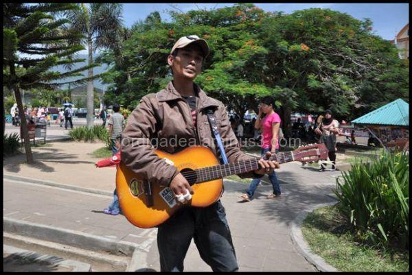 Guitar Sumatra Indonesia by J Gadea