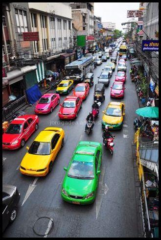 Bangkok, Chinatown, Thailand, by J Gadea