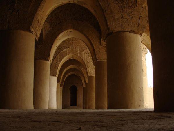 Hopeless Bros - Mosque In Damghan