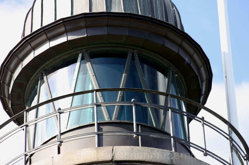 Leuchtturm in Kiel-Holtenau